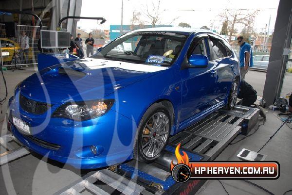 Autosalon 2010 Dyno records: 4-Cylinder AWD Forced ...