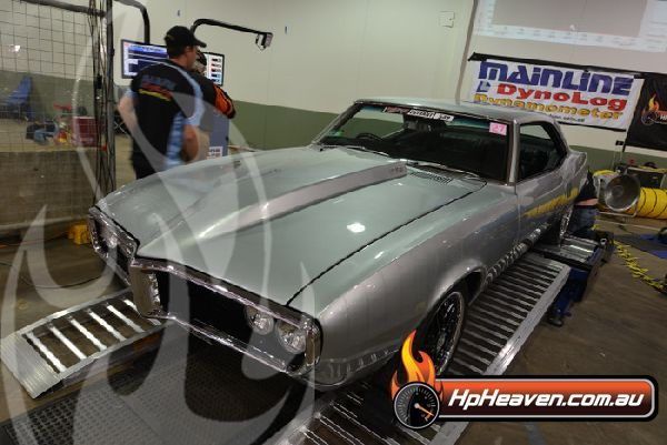 2014 Summernats 27 Horsepower Heroes Dyno Event Results