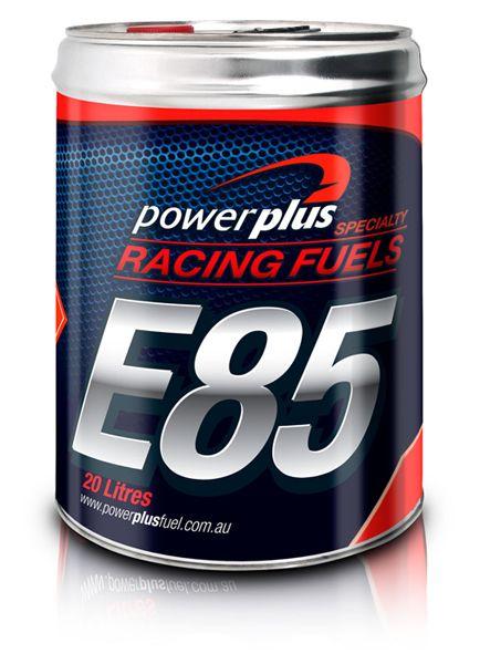 powerplus powerplus e85 racing fuel 200lt parts and accessories hp heaven. Black Bedroom Furniture Sets. Home Design Ideas